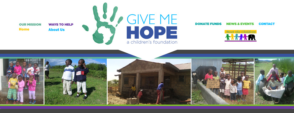 Give Me Hope Logo